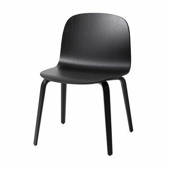 Muuto Muuto Visu Wide Chair | Wood base