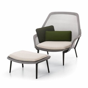 Vitra Vitra Slow Chair & Ottoman