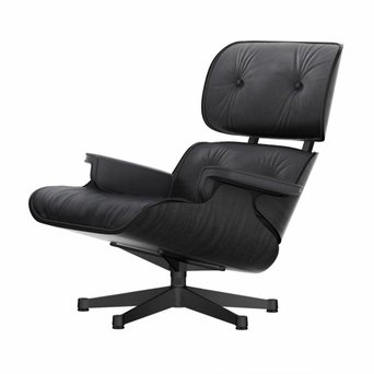 Vitra Vitra Lounge Chair | Black ash