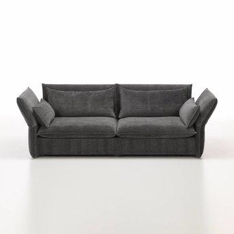 Vitra Vitra Mariposa Sofa | 3-Zitsbank