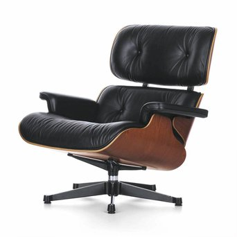 Vitra Vitra Lounge Chair | Kersenhout