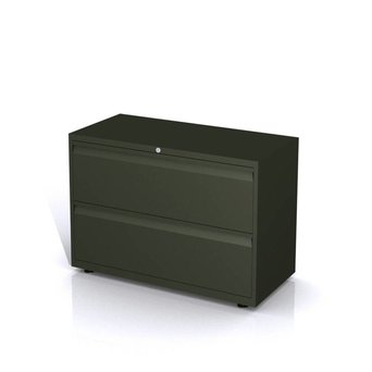 Bisley Bisley LateralFile | Combination cabinet | W 80 cm