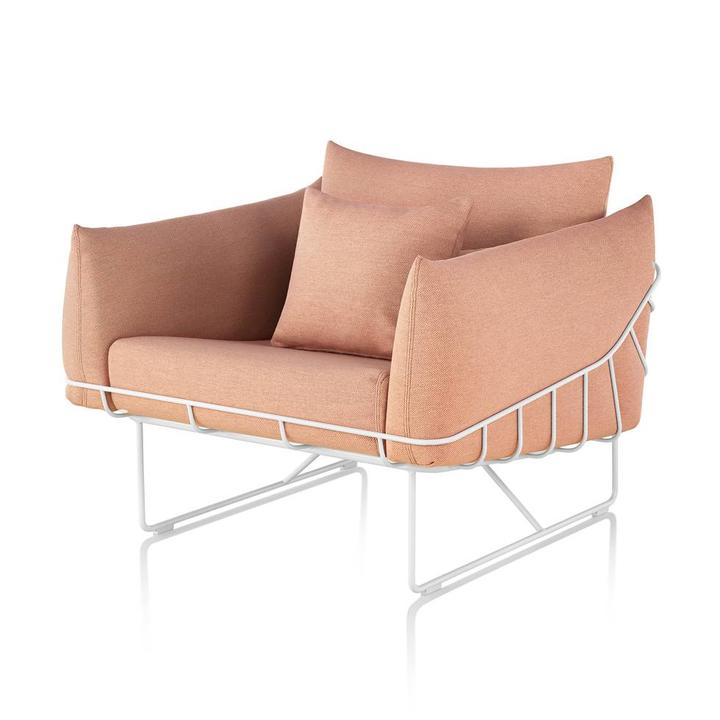 Herman Miller Wireframe | Lounge Chair