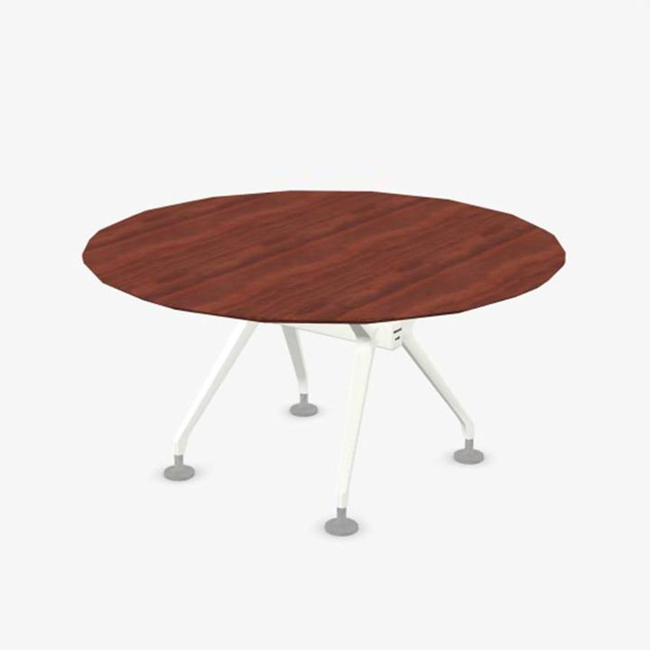 Interstuhl Silver | 854S | Conference table | Round