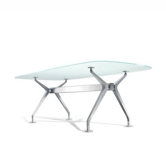 Interstuhl Interstuhl Silver | 856S | Conference table