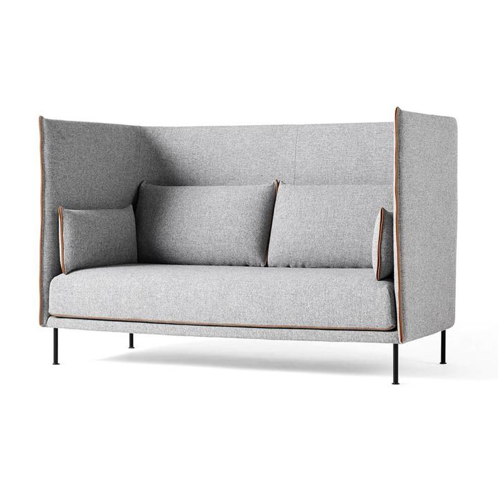 HAY HAY Silhouette High Backed Sofa | 3-Seater