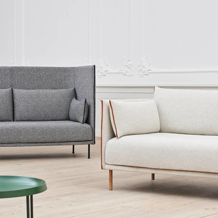 Hay Silhouette Sofa 2 Seater Workbrands