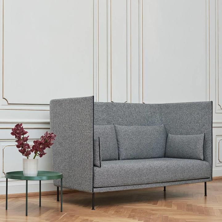 HAY Silhouette High Backed Sofa | 2-Seater