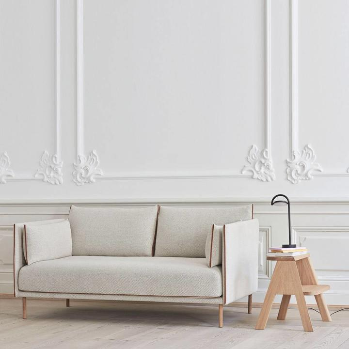 HAY Silhouette Sofa | 3-Seater