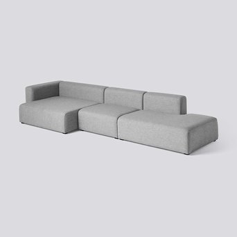 HAY HAY Mags Sofa | 3-Seater | Combination 3