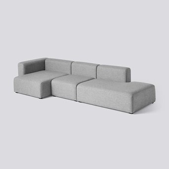 HAY HAY Mags Sofa | 3-Seater | Combination 4