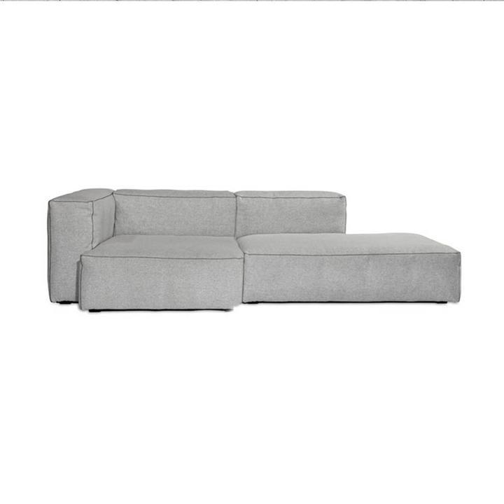 HAY Mags Soft Sofa | 2,5-Zitsbank | Combinatie 3