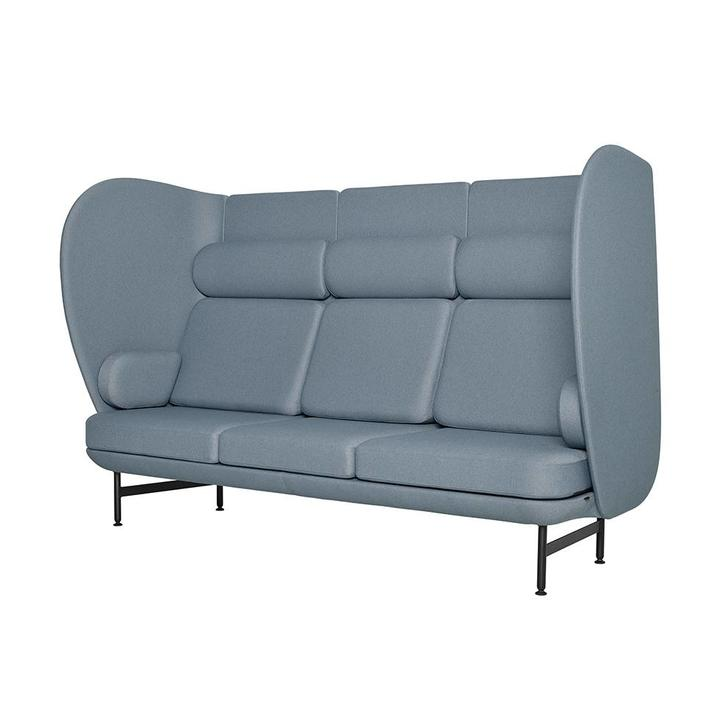 Fritz Hansen Plenum | JH1003 | Three seater sofa