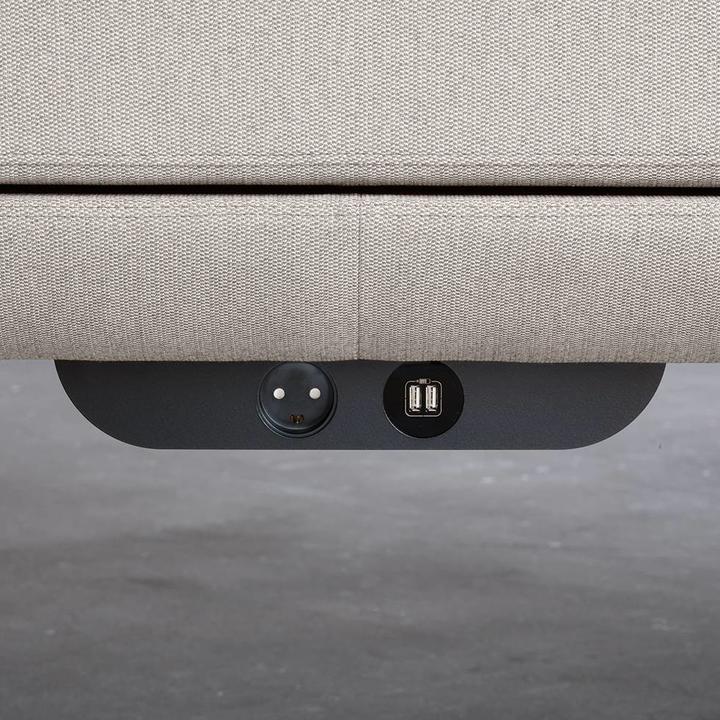 Fritz Hansen Plenum | JH1001 | One seater sofa