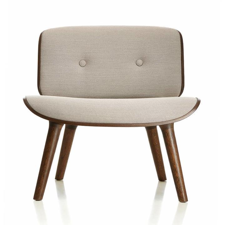 Design Stoel Lounge.Moooi Moooi Nut Lounge Chair Workbrands