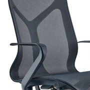Herman Miller Cosm Chair | Dipped In Color | Mid back