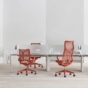 Herman Miller Cosm Chair | Dipped In Color | High back