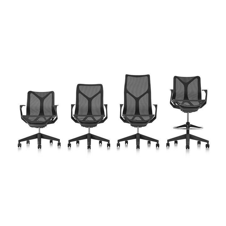Herman Miller Cosm Chair   Mid back