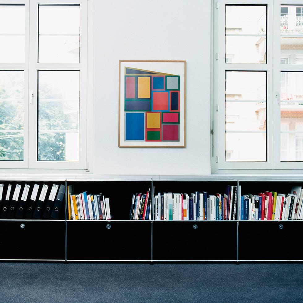 usm usm haller sideboard 1 workbrands. Black Bedroom Furniture Sets. Home Design Ideas