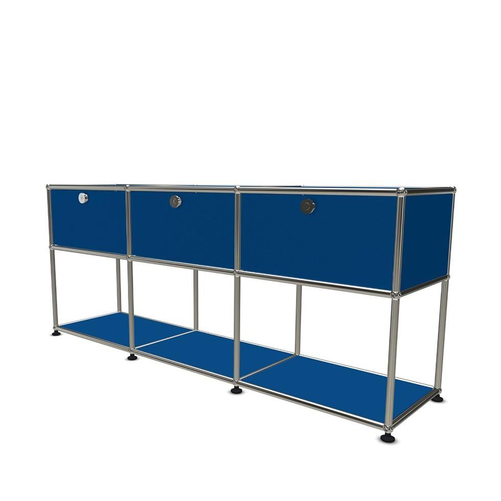 usm usm haller sideboard 19 workbrands. Black Bedroom Furniture Sets. Home Design Ideas