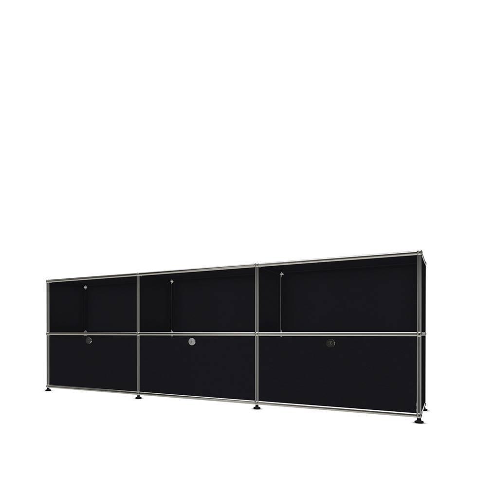 usm usm haller sideboard 28 workbrands. Black Bedroom Furniture Sets. Home Design Ideas