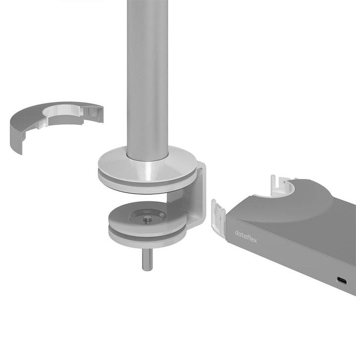 Dataflex Viewlite Link USB-C docking station EUR - bureau 80