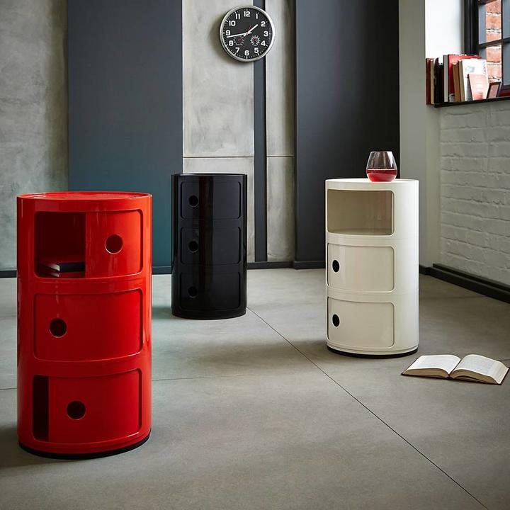 Kartell Componibili   3 layers