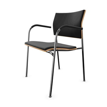 Thonet Thonet S 361 PFST | Plywood seat shell | Front upholstery