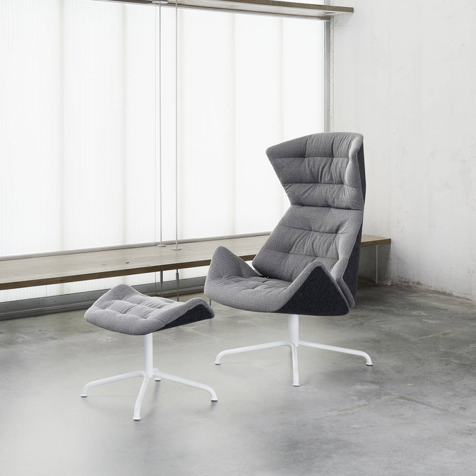 Thonet 808 Lounge Chair Workbrands