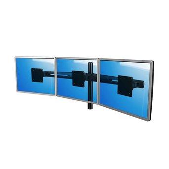 Dataflex OUTLET | Dataflex Viewmaster multimonitorsysteem - bureau 33 | Zwart