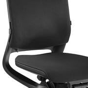 Klöber Mera XS-XL   mer74   Office chair   Backrest upholstered