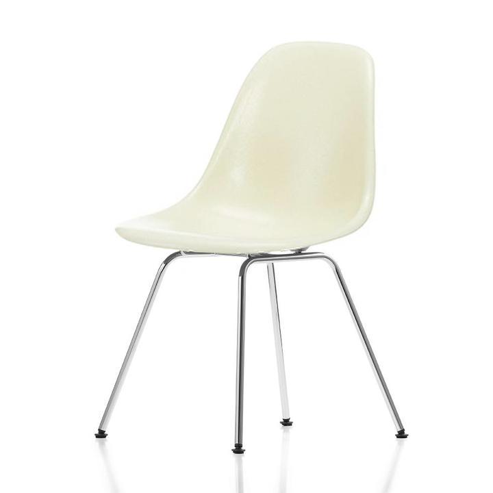 Vitra Eames Fiberglass Side Chair, Eames Side Chair Fiberglass