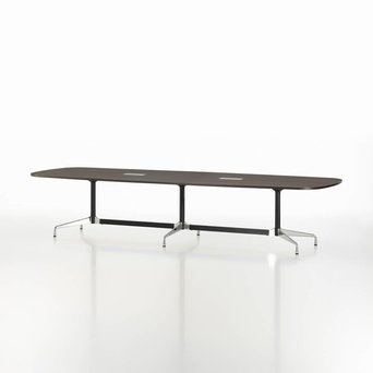 Vitra Vitra Eames Segmented Tables | Boat-shaped | W 360 x D 130 cm