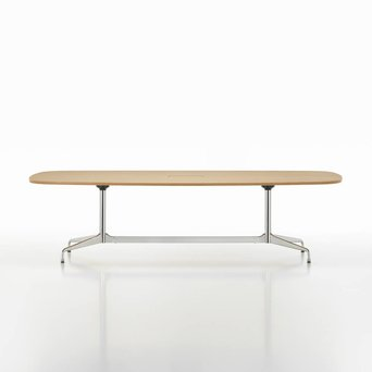 Vitra Vitra Eames Segmented Tables | Boat-shaped | W 280 x D 130 cm