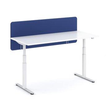 Workbrands Workbrands Smart | H 80 cm | Single desk divider