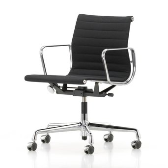Vitra Refurbished Vitra EA 117 / 119 / 217 / 219 | Chrome | Seat of your choice