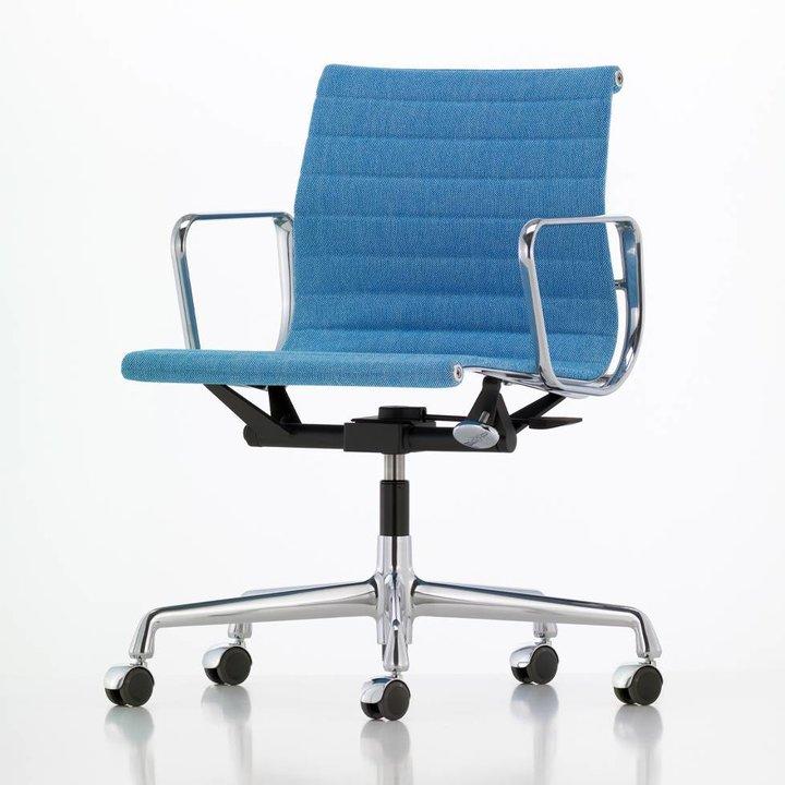 Refurbished Vitra EA 117 / 119 / 217 / 219 | Chrom | Sitz Ihrer Wahl