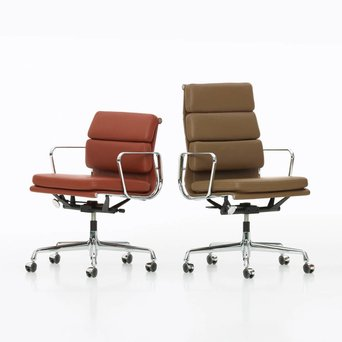 Vitra Refurbished Vitra EA 117 / 119 / 217 / 219 | Polished aluminium | Seat of your choice