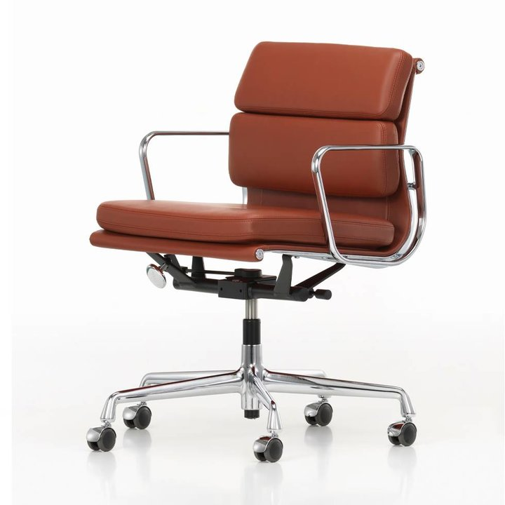 Refurbished Vitra EA 117 / 119 / 217 / 219 | Polished aluminium | Seat of your choice