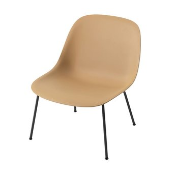 Muuto Muuto Fiber Lounge Chair | Tube base