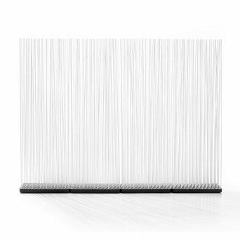Extremis OUTLET | Extremis Sticks LED | Rechthoekig | Rubber | Wit kunststof | H 212 cm