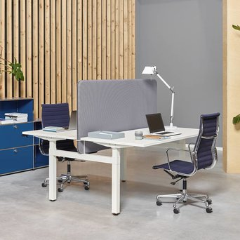 Workbrands Workbrands Smart | Duowerkplek | Slinger verstelbaar