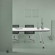 Refurbished Vitra Ad Hoc Konferenztisch
