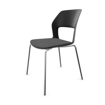 Wilkhahn Wilkhahn Occo | Konferenzstuhl | 4-beinig Stahl | Sitz bezogen