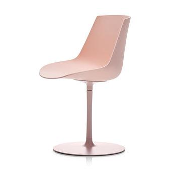 MDF Italia MDF Italia Flow Chair | Trumpet base