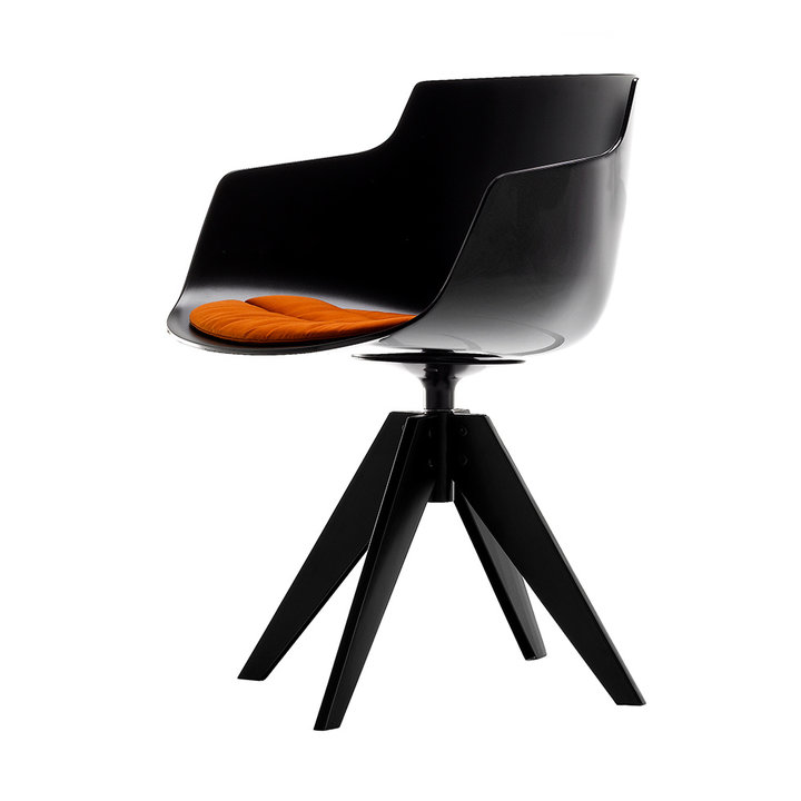 MDF Italia Flow Slim | VN four-legged steel