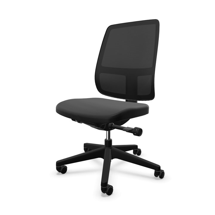 Strange Outlet Haworth Lively 2960 Office Chair Pgui By Convert Black Netweave Black Short Links Chair Design For Home Short Linksinfo