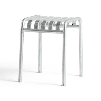 HAY HAY Palissade Stool Hot Galvanised