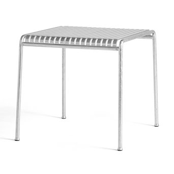 HAY HAY Palissade Table Hot Galvanised