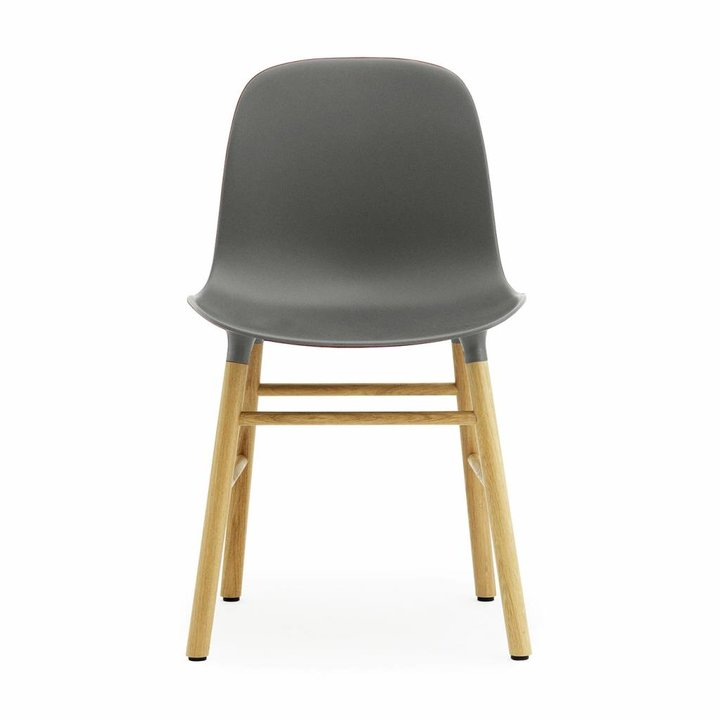 OUTLET | Normann Copenhagen Form Chair Wood | Grau